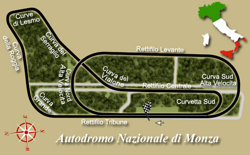 Gp Monza: fare squadra come sistema-Paese
