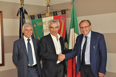 Il presidente Inps, Tito Boeri, ospite dell'Unione Artigiani di Milano-Claai