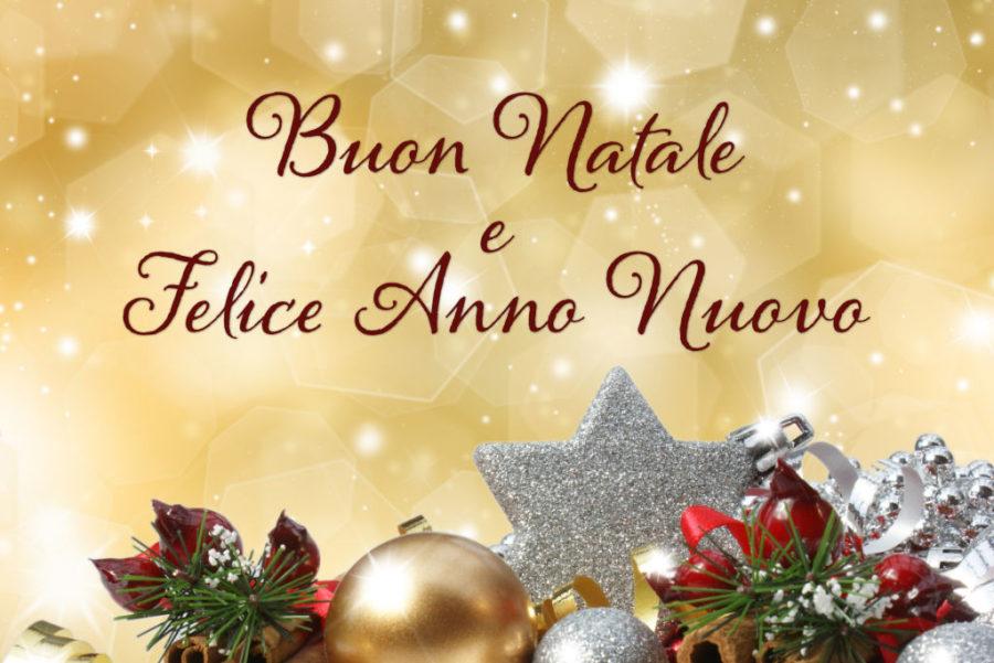 BUON NATALE E BUON ANNO!!!