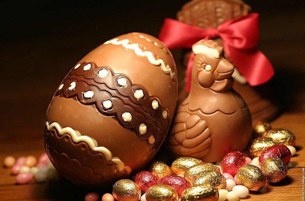 Pasqua 2018, boom delle uova di cioccolato