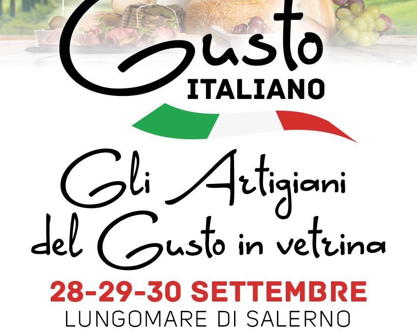 """Salerno, Claai protagonista sul lungomare con """"Gusto Italiano"""""""