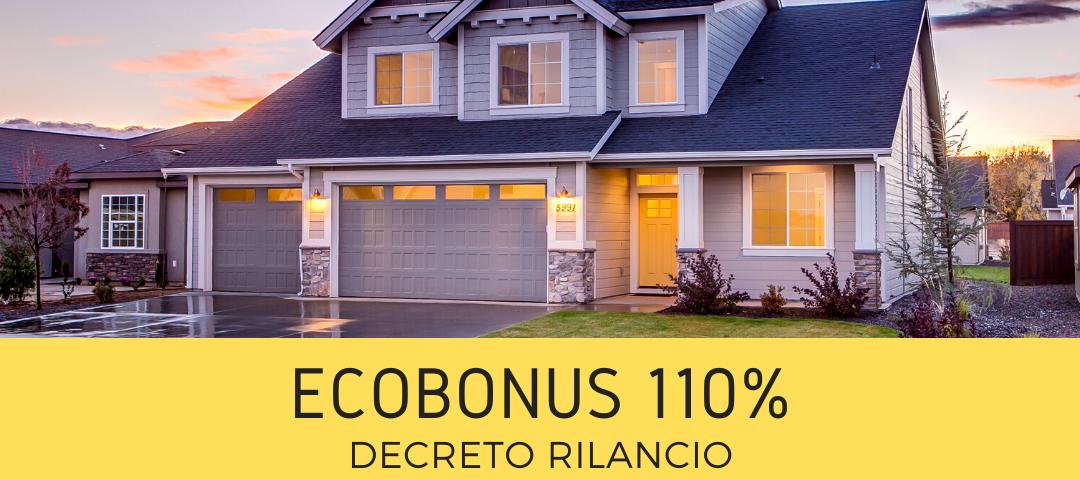 Ecobonus 110% e pratica Enea
