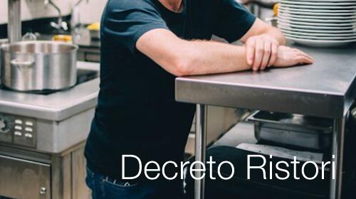 """""""Decreto Ristori"""": sintesi delle misure adottate"""