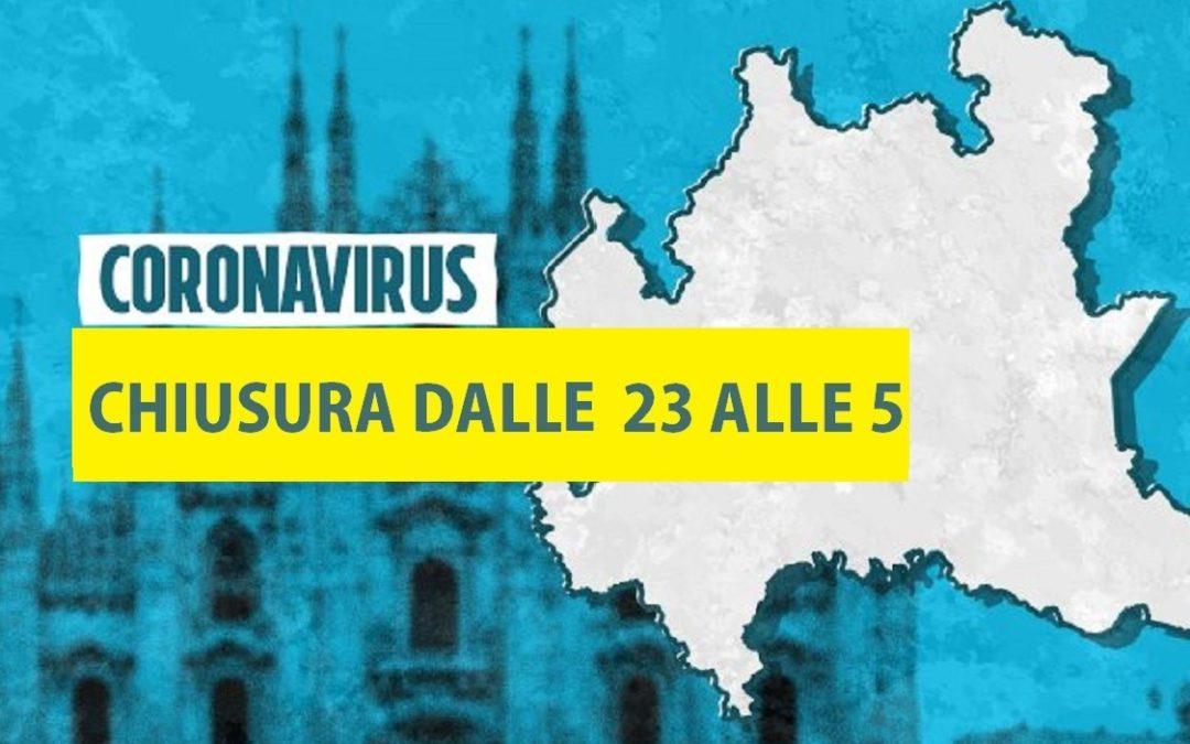 Coronavirus in Lombardia, coprifuoco dalle 23 e autocertificazione: firmata l'ordinanza della Regione, valida fino al 13/11