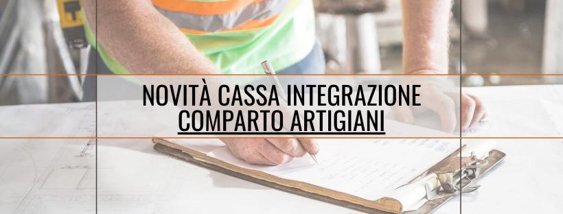 Cassa integrazione artigiani: arrivati 375 milioni di euro, presto i bonifici